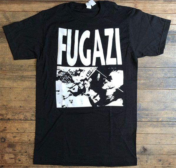 FUGAZI Tシャツ PHOTO2