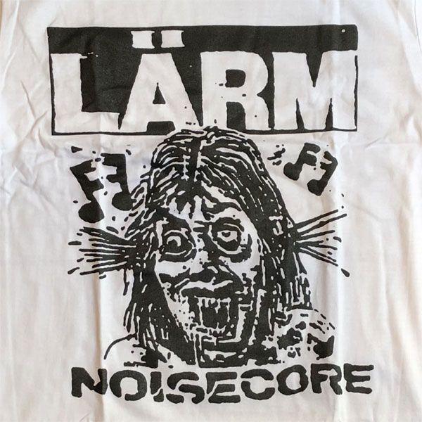 LARM  Tシャツ NOISE CORE