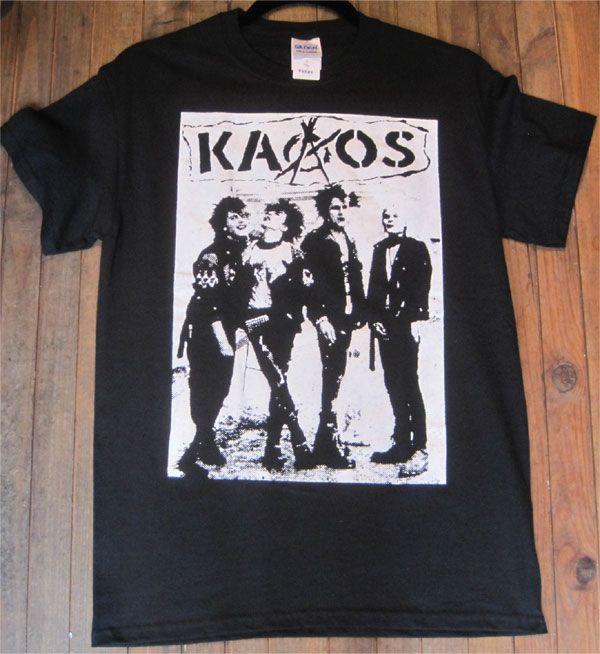 KAAOS Tシャツ MEMBER PHOTO