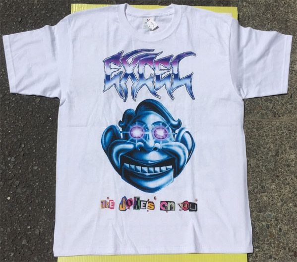 EXCEL Tシャツ 1990 TOUR