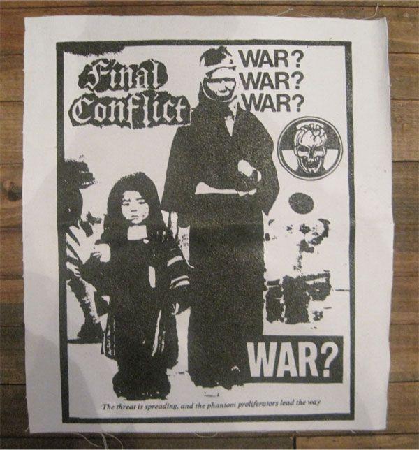 FINAL CONFLICT BACKPATCH WAR