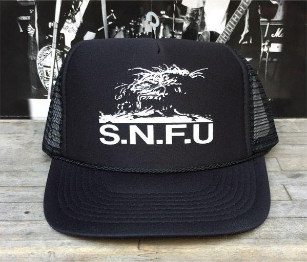 S.N.F.U メッシュCAP