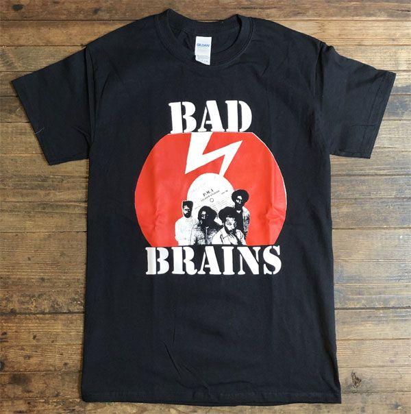 BAD BRAINS Tシャツ PMA