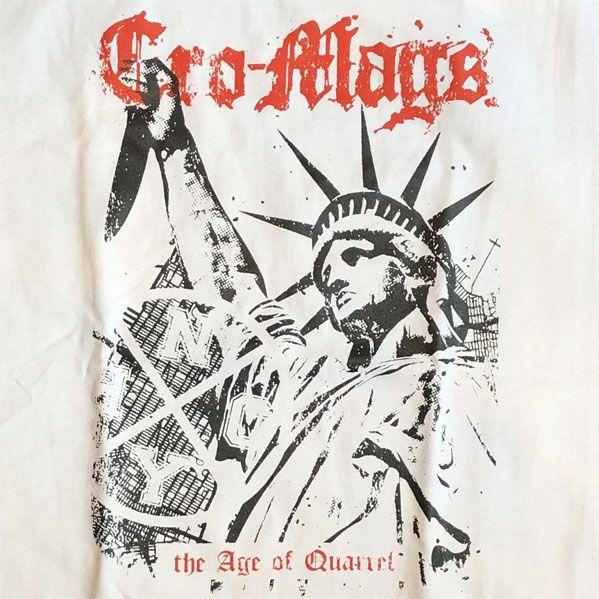CRO-MAGS Tシャツ The Age of Quarrel 3