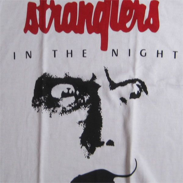 THE STRANGLERS Tシャツ IN THE NIGHT