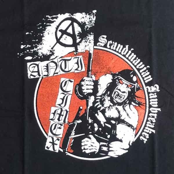 ANTI CIMEX Tシャツ SCANDINAVIAN JAWBREAKER3