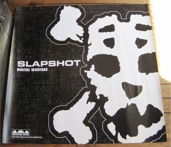 SLAPSHOT ポスター