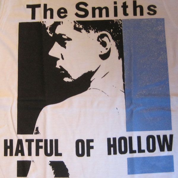 THE SMITHS Tシャツ HATFUL OF HOLLOW