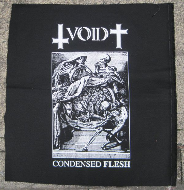 VOID BACKPATCH CONDENSED FLESH