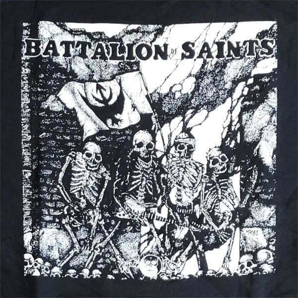 BATTALION OF SAINTS  Tシャツ FIGHTING BOY 2