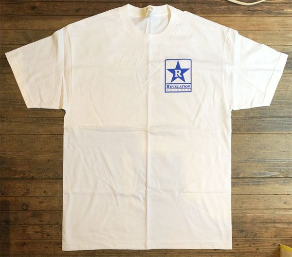 REVELATION RECORDS Tシャツ LOGO