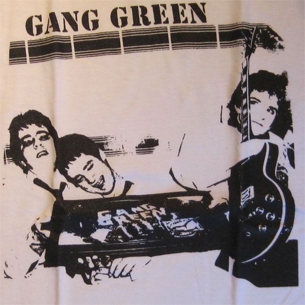 GANG GREEN Tシャツ SOLD OUT 2