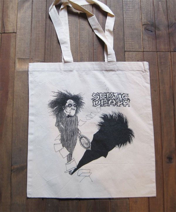 SEPTIC DEATH TOTEBAG KICHIGAI