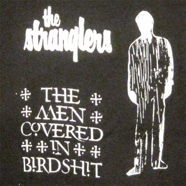 THE STRANGLERS Tシャツ THE MEN COVERED IN BIRDSHIT