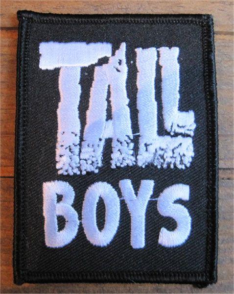 TALL BOYS 刺繍ワッペン