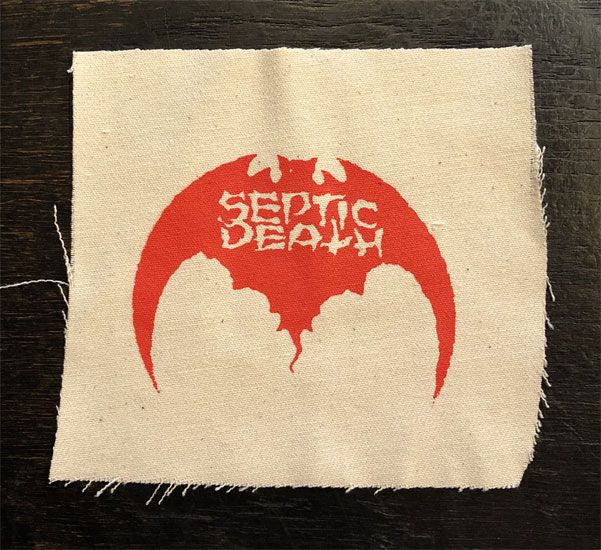 SEPTIC DEATH PATCH BAT