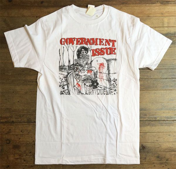 GOVERNMENT ISSUE Tシャツ FLYER