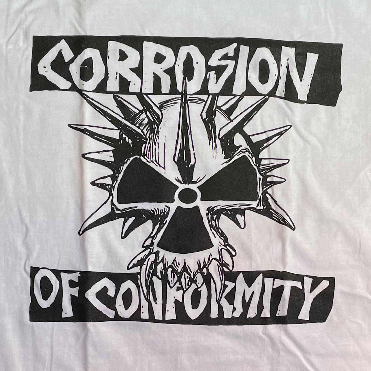 Corrosion of conformity Tシャツ 原爆ウニ オフィシャル