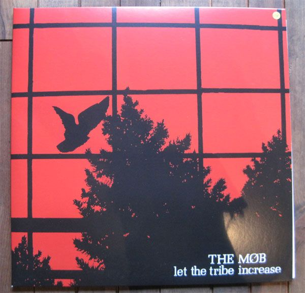 """MOB 12"""" LP LET THE TRIBE INCREASE"""
