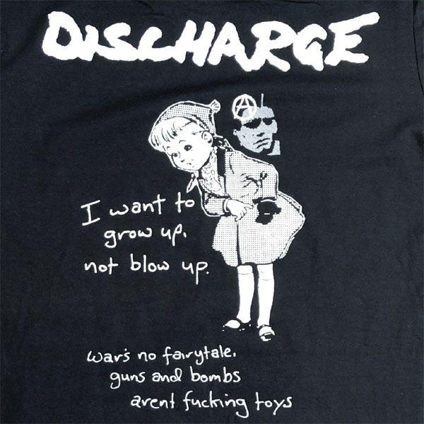 DISCHARGE Tシャツ FIGHTBACK オフィシャル!
