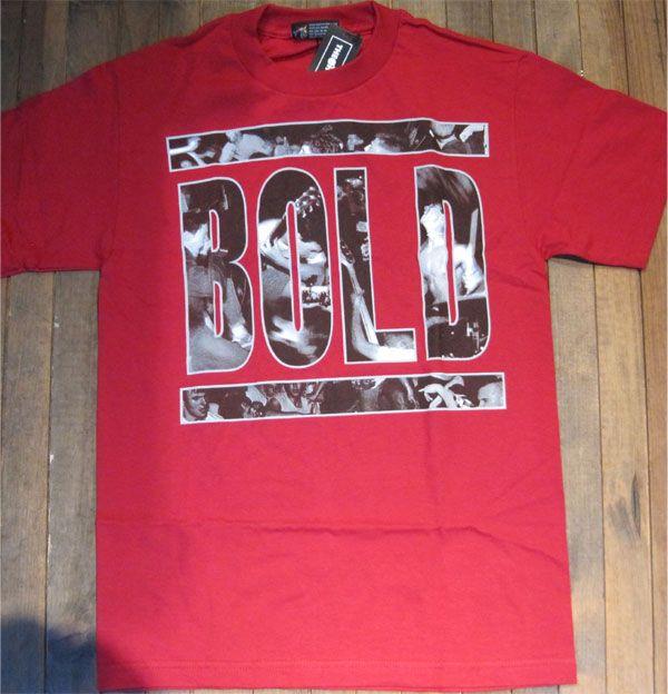 BOLD Tシャツ REVELATION RECORDS 25th