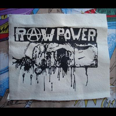 RAW POWER PATCH2