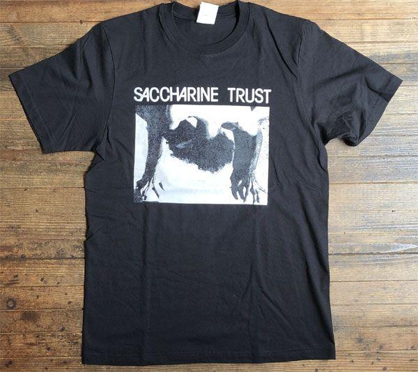 SACCHARINE TRUST Tシャツ PAGAN ICONS2
