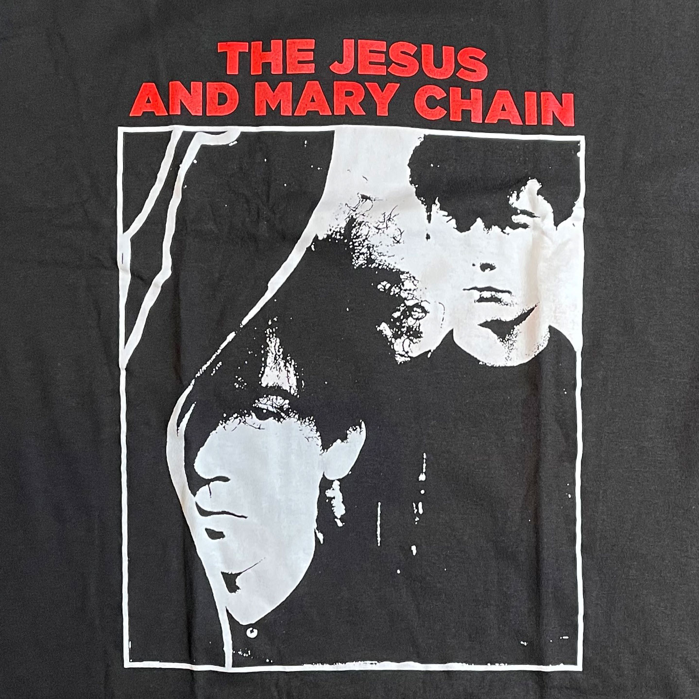 JESUS AND MARY CHAIN Tシャツ PHOTO