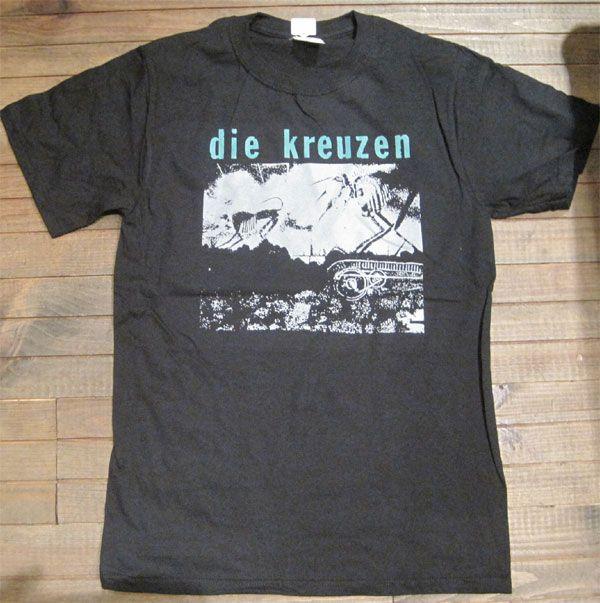 DIE KREUZEN Tシャツ LP