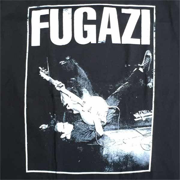 FUGAZI Tシャツ PHOTO3