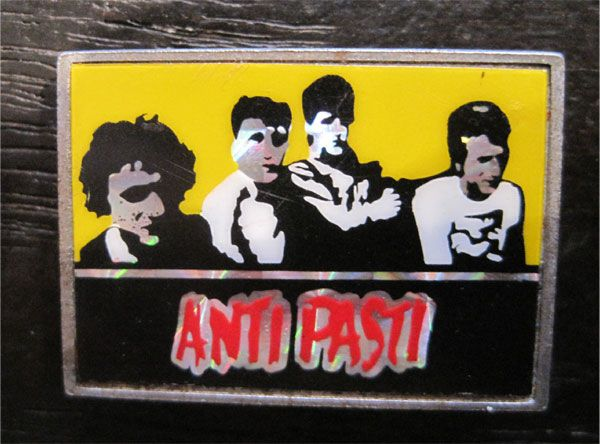 ANTI-PASTI VINTAGE メタルバッジ