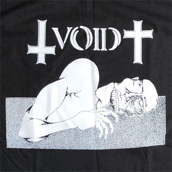 VOID Tシャツ TWO SIDE SPLIT OFFICIAL!