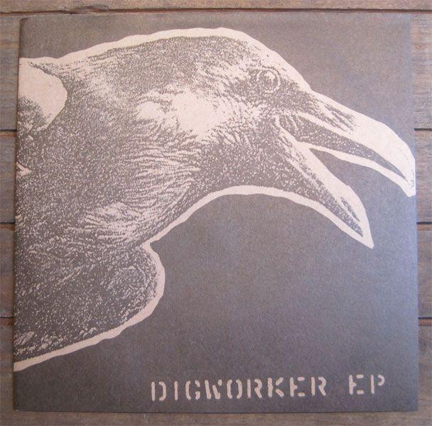 """JOHNS TOWN ALOHA 7"""" EP DIGWORKER"""