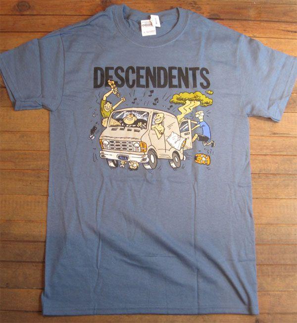 DESCENDENTS Tシャツ VAN