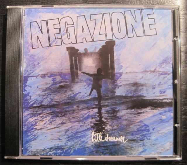 NEGAZIONE CD LITTLE DREAMER