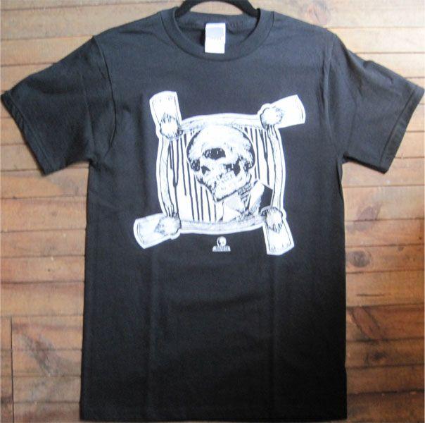SKULL SKATES Tシャツ AXE ME