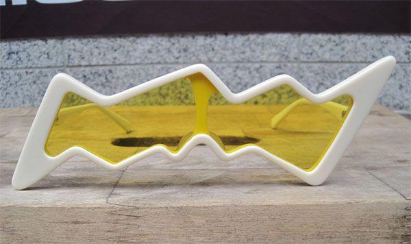 稲妻サングラス