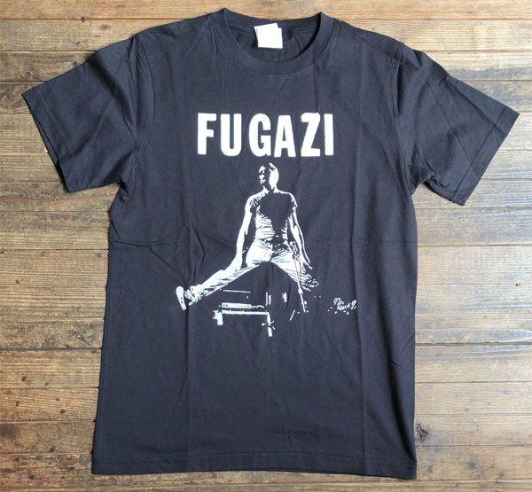 FUGAZI Tシャツ PHOTO 3