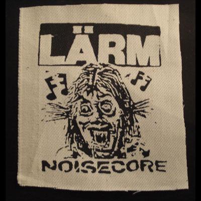 LARM NOISE CORE PATCH