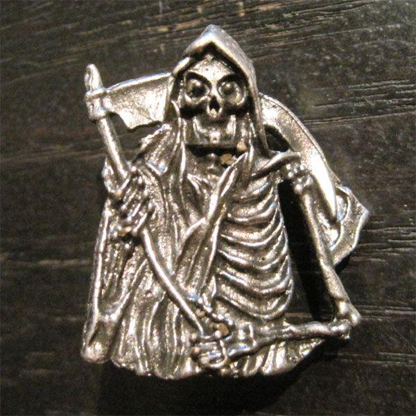 ピンバッジ reaper