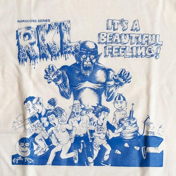 RKL Tシャツ It's a beautiful feeling
