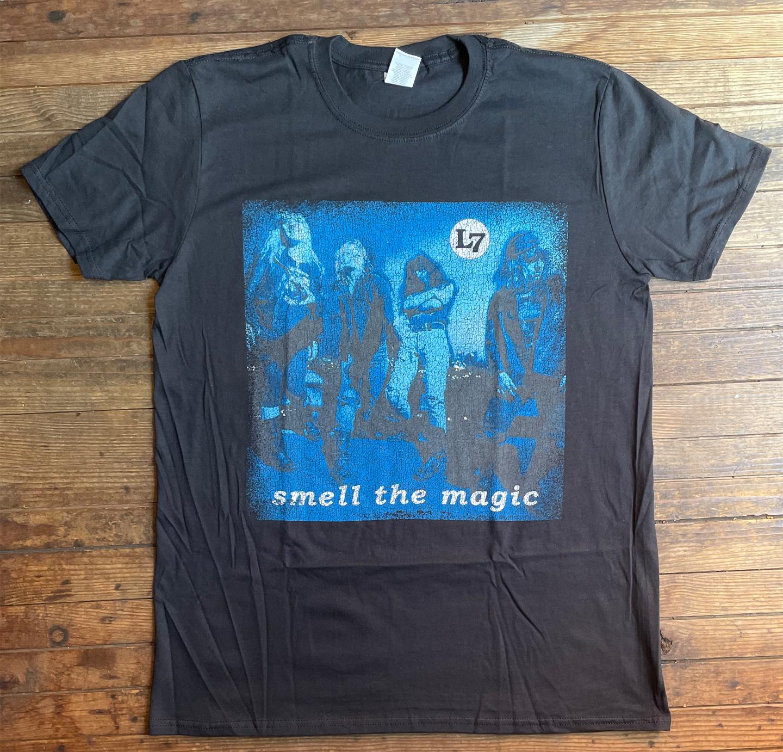 L7 Tシャツ Smell The Magic Album オフィシャル!!