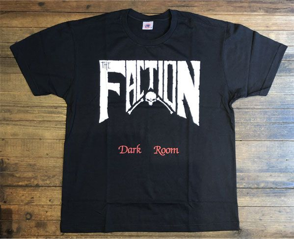 FACTION Tシャツ DARK ROOM