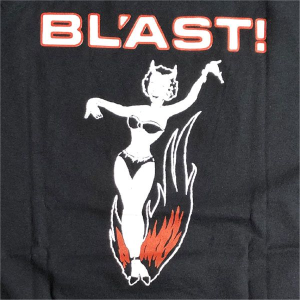 BL'AST! Tシャツ ITS IN MY BLOOD2