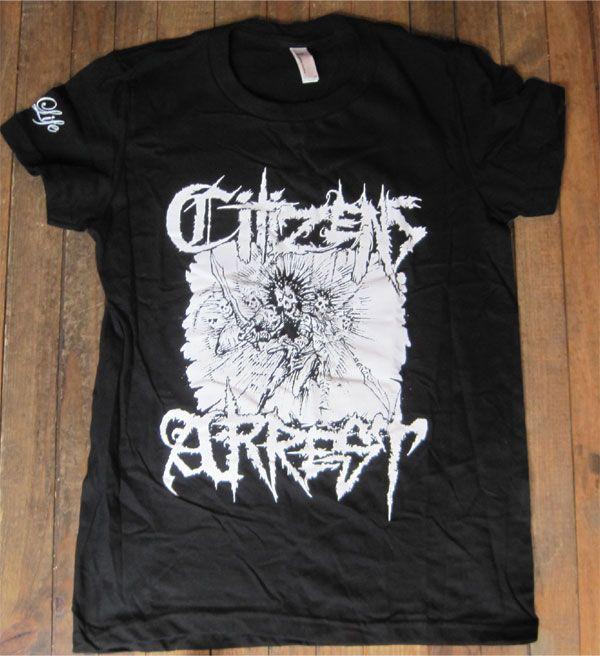CITIZENS ARREST Tシャツ LUSH LIFE