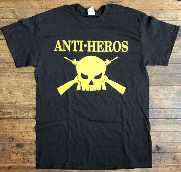 ANTI HEROS Tシャツ LOGO オフィシャル