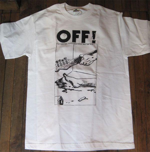 OFF! Tシャツ 1st EP