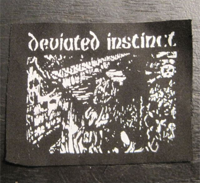DEVIATED INSTINCT PATCH