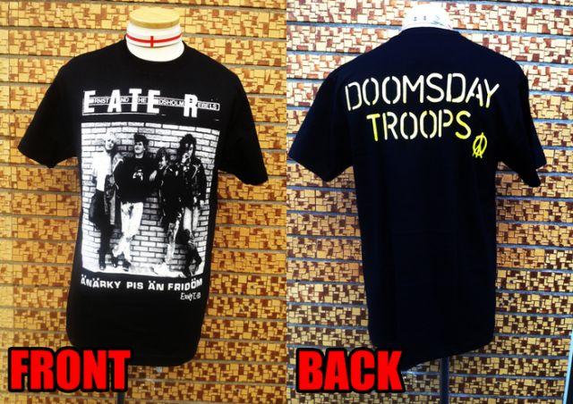 E.A.T.E.R. Tシャツ JAPAN TOUR