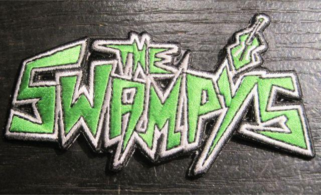 THE SWAMPY'S 刺繍ワッペン